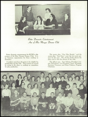 Page 91, 1954 Edition, Rapid City Central High School - Pine Cone Yearbook (Rapid City, SD) online yearbook collection