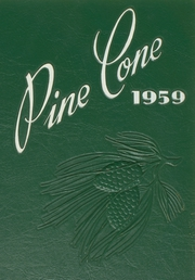 Rapid City Central High School - Pine Cone Yearbook (Rapid City, SD) online yearbook collection, 1959 Edition, Page 1