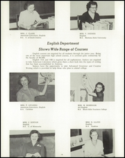 Page 16, 1960 Edition, Rapid City Central High School - Pine Cone Yearbook (Rapid City, SD) online yearbook collection