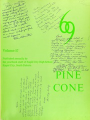 Page 5, 1969 Edition, Rapid City Central High School - Pine Cone Yearbook (Rapid City, SD) online yearbook collection