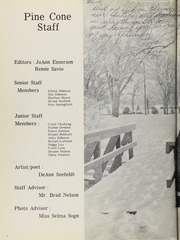 Page 6, 1969 Edition, Rapid City Central High School - Pine Cone Yearbook (Rapid City, SD) online yearbook collection
