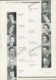 Page 15, 1935 Edition, Washington High School - Warrior Yearbook (Sioux Falls, SD) online yearbook collection
