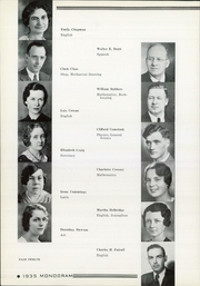 Page 16, 1935 Edition, Washington High School - Warrior Yearbook (Sioux Falls, SD) online yearbook collection