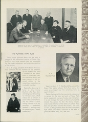Page 15, 1937 Edition, Washington High School - Warrior Yearbook (Sioux Falls, SD) online yearbook collection