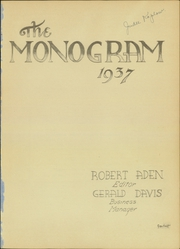 Page 5, 1937 Edition, Washington High School - Warrior Yearbook (Sioux Falls, SD) online yearbook collection