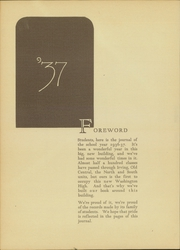 Page 8, 1937 Edition, Washington High School - Warrior Yearbook (Sioux Falls, SD) online yearbook collection