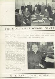 Page 16, 1941 Edition, Washington High School - Warrior Yearbook (Sioux Falls, SD) online yearbook collection
