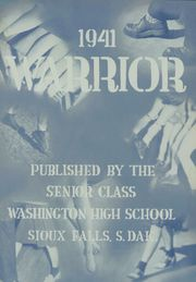Page 7, 1941 Edition, Washington High School - Warrior Yearbook (Sioux Falls, SD) online yearbook collection