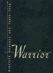 Page 1, 1944 Edition, Washington High School - Warrior Yearbook (Sioux Falls, SD) online yearbook collection