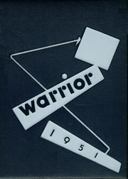 Page 1, 1951 Edition, Washington High School - Warrior Yearbook (Sioux Falls, SD) online yearbook collection