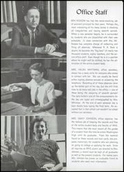 Page 16, 1951 Edition, Washington High School - Warrior Yearbook (Sioux Falls, SD) online yearbook collection