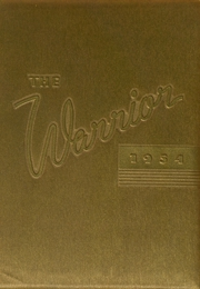 Page 1, 1954 Edition, Washington High School - Warrior Yearbook (Sioux Falls, SD) online yearbook collection