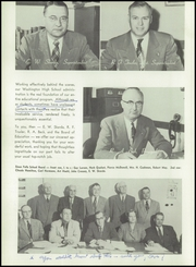 Page 12, 1954 Edition, Washington High School - Warrior Yearbook (Sioux Falls, SD) online yearbook collection