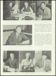 Page 13, 1954 Edition, Washington High School - Warrior Yearbook (Sioux Falls, SD) online yearbook collection