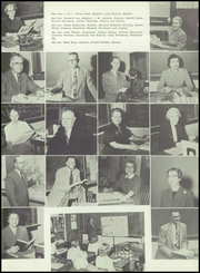 Page 17, 1954 Edition, Washington High School - Warrior Yearbook (Sioux Falls, SD) online yearbook collection