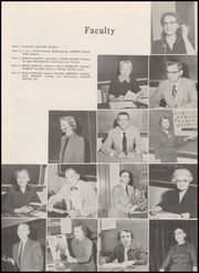Page 14, 1955 Edition, Washington High School - Warrior Yearbook (Sioux Falls, SD) online yearbook collection