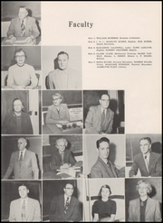 Page 15, 1955 Edition, Washington High School - Warrior Yearbook (Sioux Falls, SD) online yearbook collection
