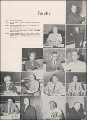 Page 16, 1955 Edition, Washington High School - Warrior Yearbook (Sioux Falls, SD) online yearbook collection