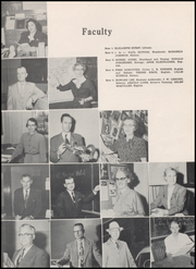 Page 17, 1955 Edition, Washington High School - Warrior Yearbook (Sioux Falls, SD) online yearbook collection