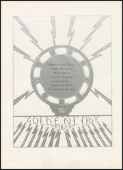 Page 10, 1931 Edition, Lead High School - Goldenlode Yearbook (Lead, SD) online yearbook collection