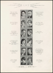 Page 17, 1931 Edition, Lead High School - Goldenlode Yearbook (Lead, SD) online yearbook collection