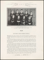 Page 49, 1931 Edition, Lead High School - Goldenlode Yearbook (Lead, SD) online yearbook collection
