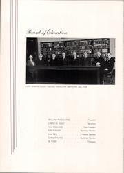 Page 10, 1936 Edition, Lead High School - Goldenlode Yearbook (Lead, SD) online yearbook collection