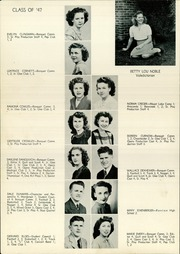 Page 14, 1947 Edition, Lead High School - Goldenlode Yearbook (Lead, SD) online yearbook collection