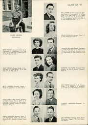 Page 15, 1947 Edition, Lead High School - Goldenlode Yearbook (Lead, SD) online yearbook collection