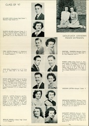 Page 16, 1947 Edition, Lead High School - Goldenlode Yearbook (Lead, SD) online yearbook collection