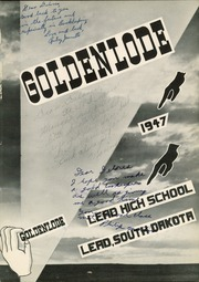 Page 5, 1947 Edition, Lead High School - Goldenlode Yearbook (Lead, SD) online yearbook collection