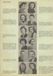 Page 14, 1950 Edition, Lead High School - Goldenlode Yearbook (Lead, SD) online yearbook collection