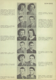 Page 17, 1950 Edition, Lead High School - Goldenlode Yearbook (Lead, SD) online yearbook collection