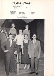 Page 10, 1956 Edition, Lead High School - Goldenlode Yearbook (Lead, SD) online yearbook collection