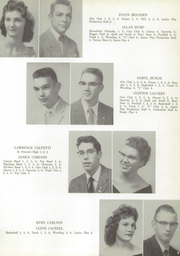 Page 13, 1959 Edition, Lead High School - Goldenlode Yearbook (Lead, SD) online yearbook collection