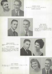 Page 16, 1959 Edition, Lead High School - Goldenlode Yearbook (Lead, SD) online yearbook collection
