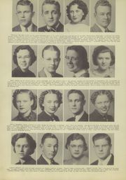 Page 10, 1938 Edition, Yankton High School - Arickara Yearbook (Yankton, SD) online yearbook collection