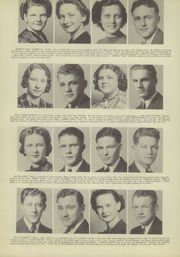 Page 12, 1938 Edition, Yankton High School - Arickara Yearbook (Yankton, SD) online yearbook collection