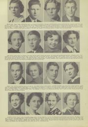 Page 13, 1938 Edition, Yankton High School - Arickara Yearbook (Yankton, SD) online yearbook collection