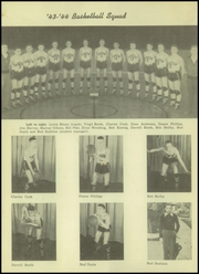 Page 62, 1944 Edition, Yankton High School - Arickara Yearbook (Yankton, SD) online yearbook collection