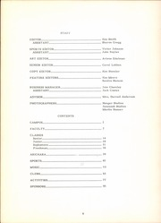 Page 10, 1955 Edition, Yankton High School - Arickara Yearbook (Yankton, SD) online yearbook collection