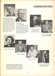 Page 12, 1955 Edition, Yankton High School - Arickara Yearbook (Yankton, SD) online yearbook collection