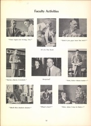 Page 16, 1955 Edition, Yankton High School - Arickara Yearbook (Yankton, SD) online yearbook collection