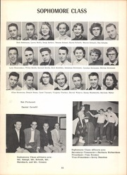 Page 37, 1955 Edition, Yankton High School - Arickara Yearbook (Yankton, SD) online yearbook collection