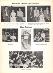 Page 41, 1955 Edition, Yankton High School - Arickara Yearbook (Yankton, SD) online yearbook collection