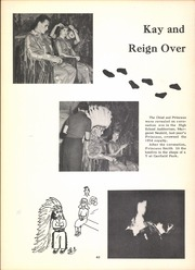 Page 44, 1955 Edition, Yankton High School - Arickara Yearbook (Yankton, SD) online yearbook collection