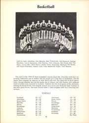 Page 56, 1955 Edition, Yankton High School - Arickara Yearbook (Yankton, SD) online yearbook collection
