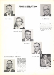 Page 12, 1956 Edition, Yankton High School - Arickara Yearbook (Yankton, SD) online yearbook collection