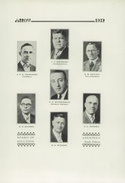 Page 15, 1932 Edition, Central High School - Arrow Yearbook (Aberdeen, SD) online yearbook collection