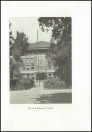 Page 11, 1935 Edition, Central High School - Arrow Yearbook (Aberdeen, SD) online yearbook collection